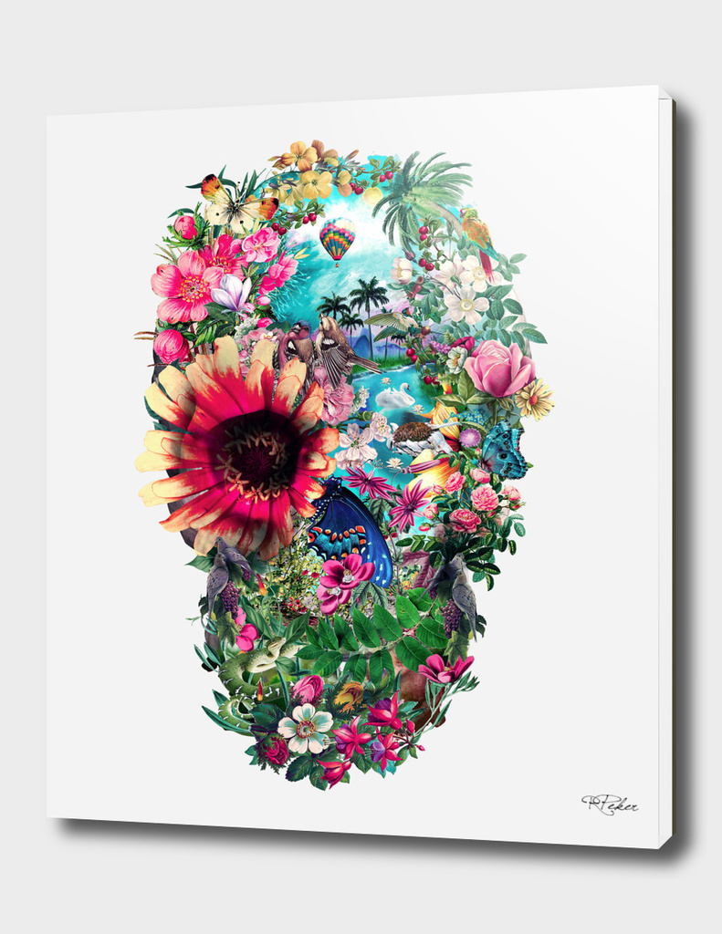 Summer Skull II