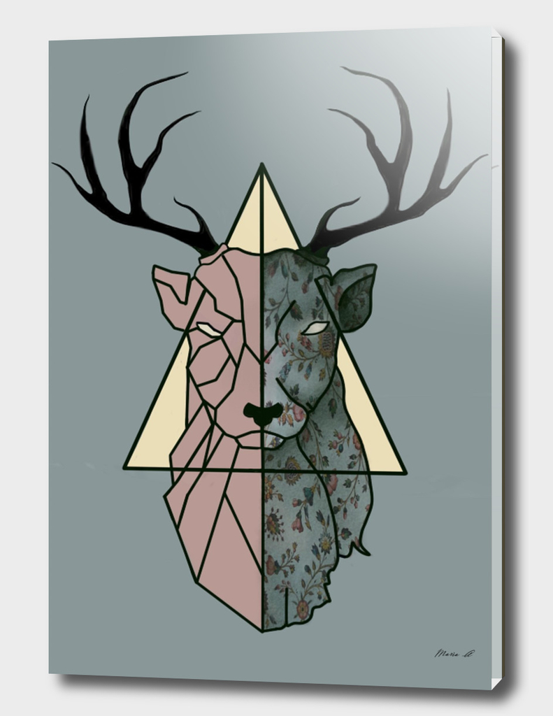 geometric patronus