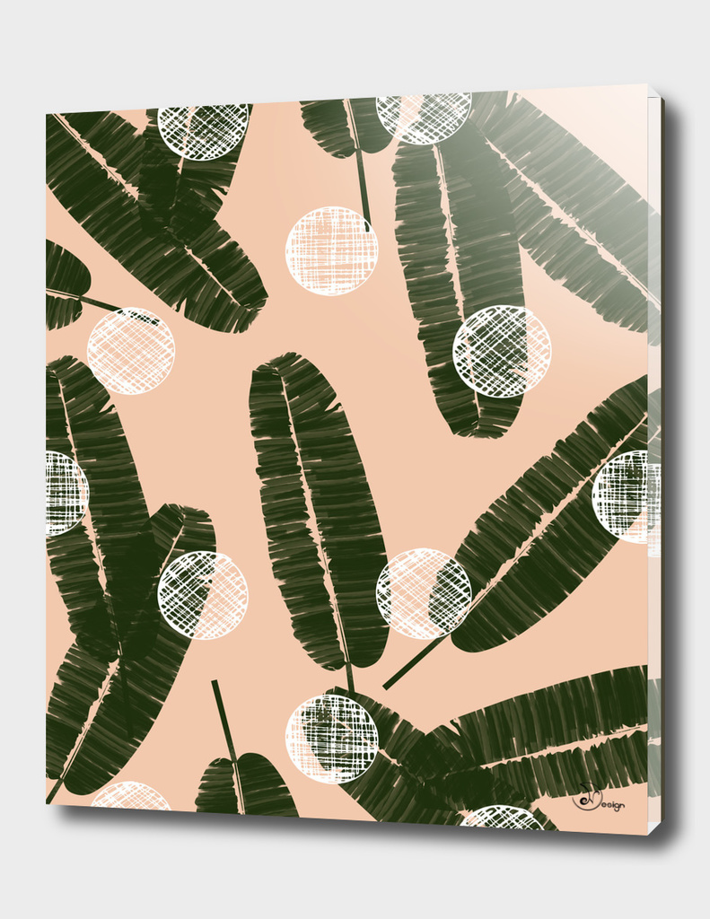 Palms & Dots