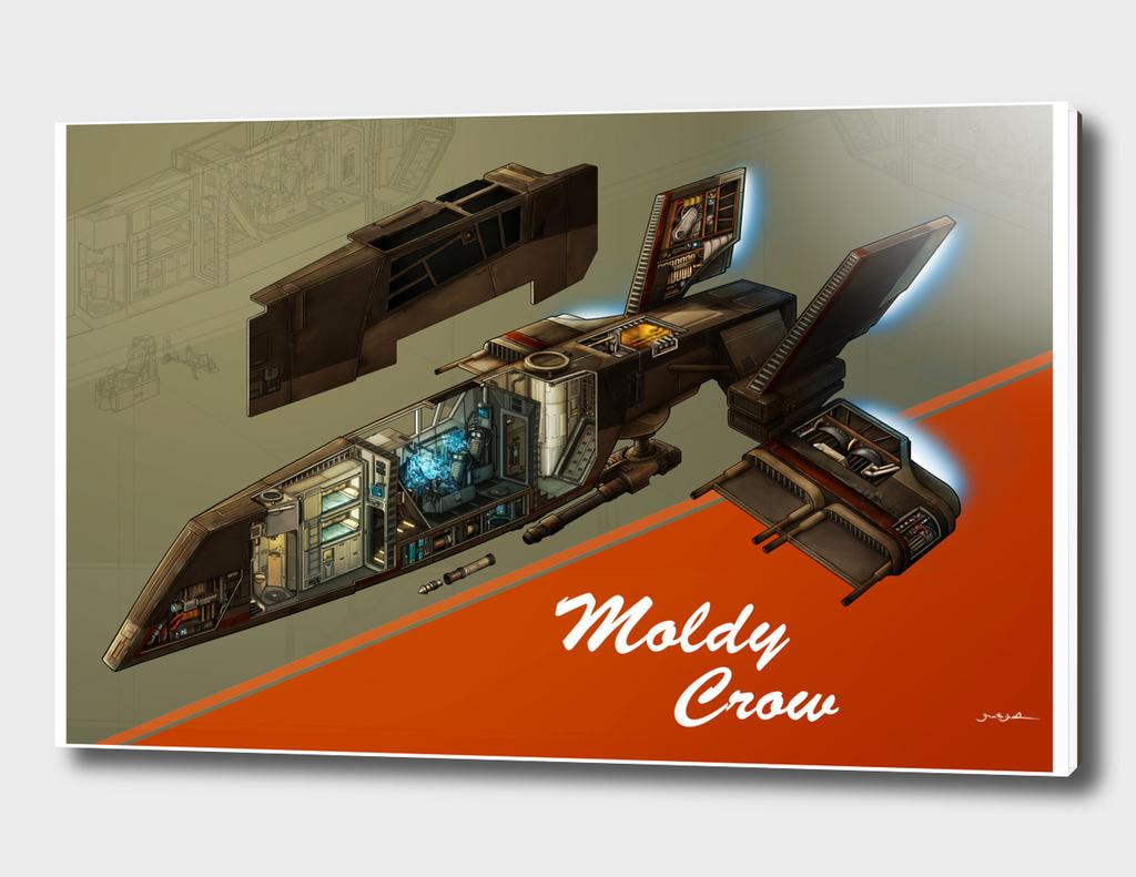 The Moldy Crow