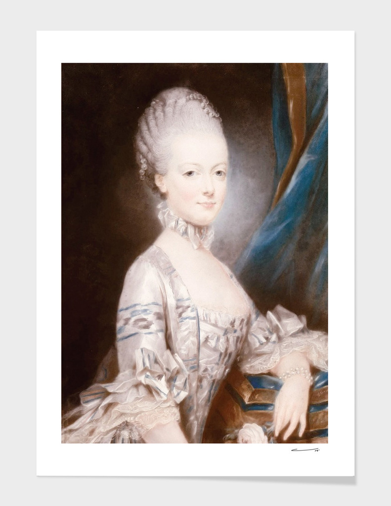 Marie-Antoinette 1769 (Afterimage Mix)
