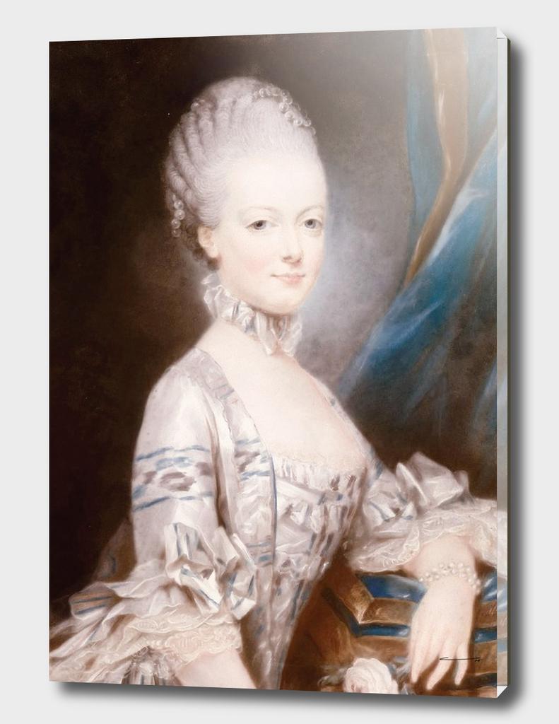 Marie-Antoinette 1769 (Afterimage Mix)