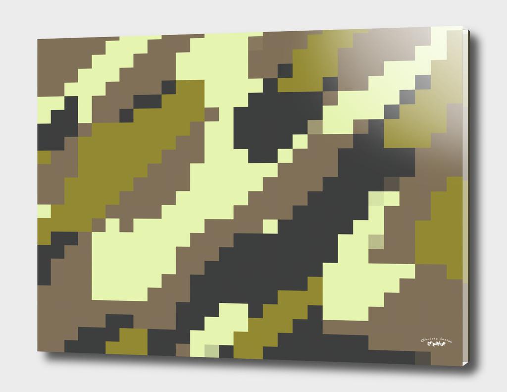 Camouflage Glitch