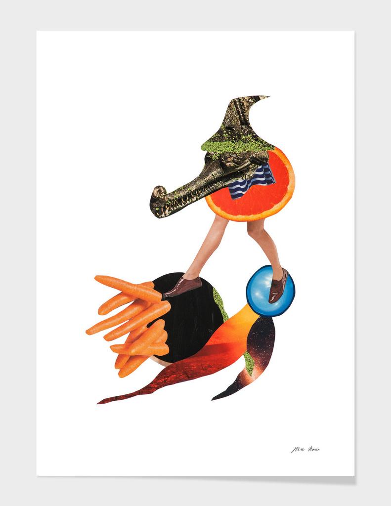 carrot croc
