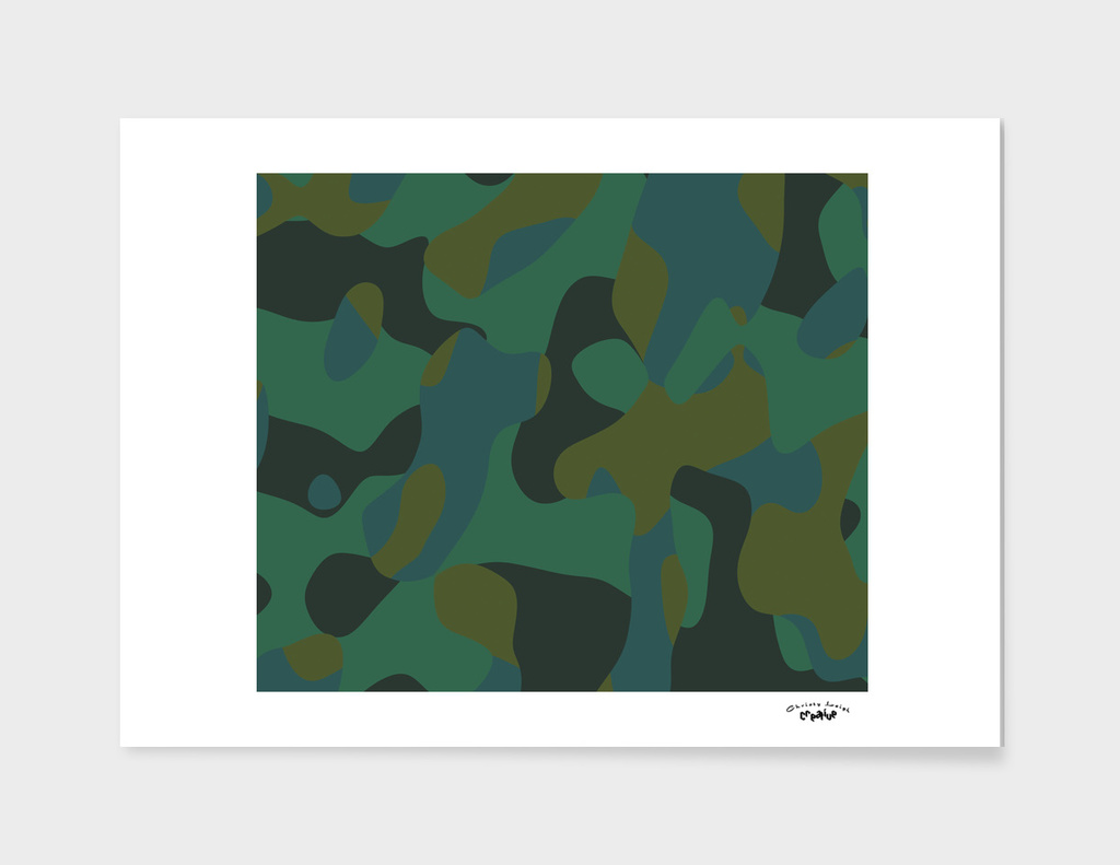 Camouflage abstract 33