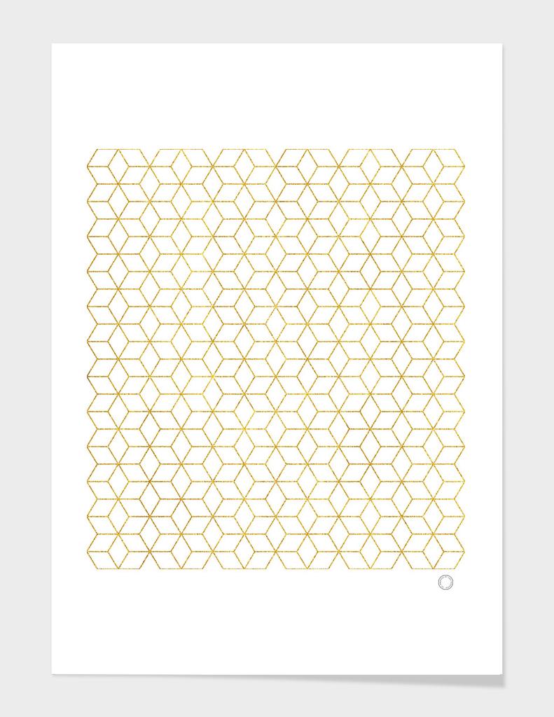Gold + Geometric