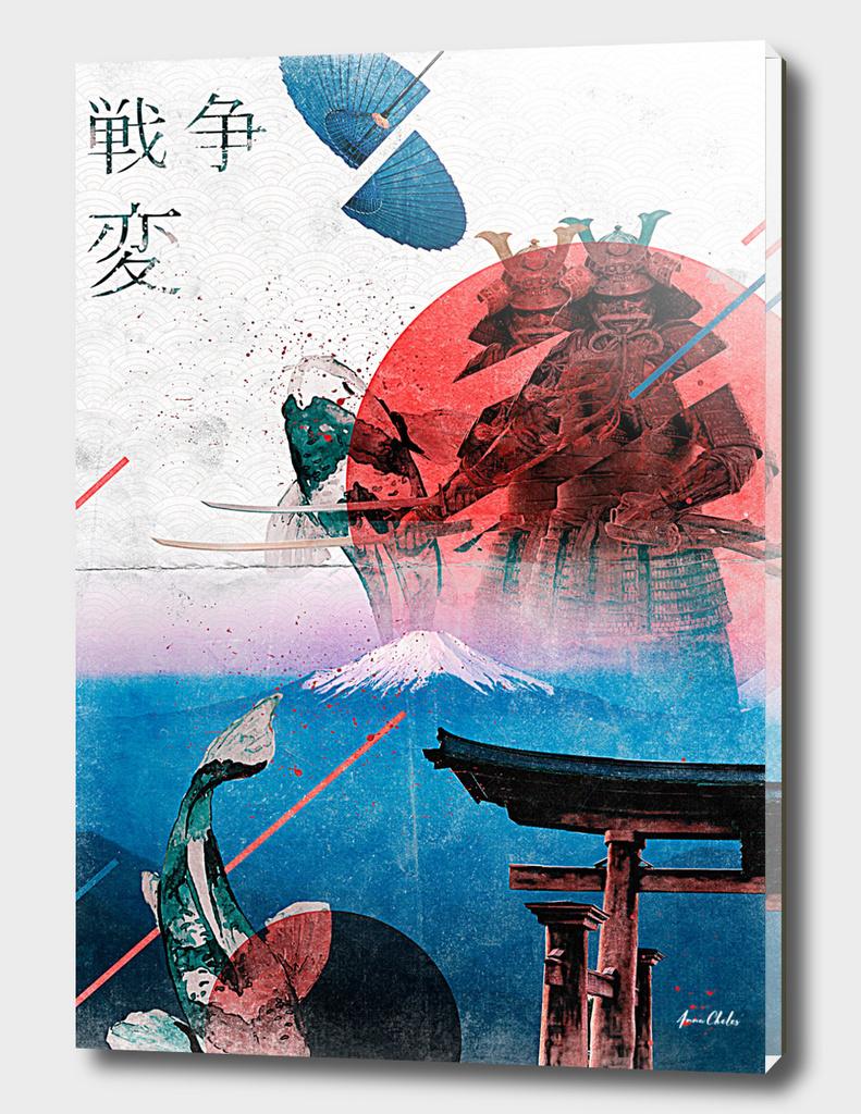 Samurai Print