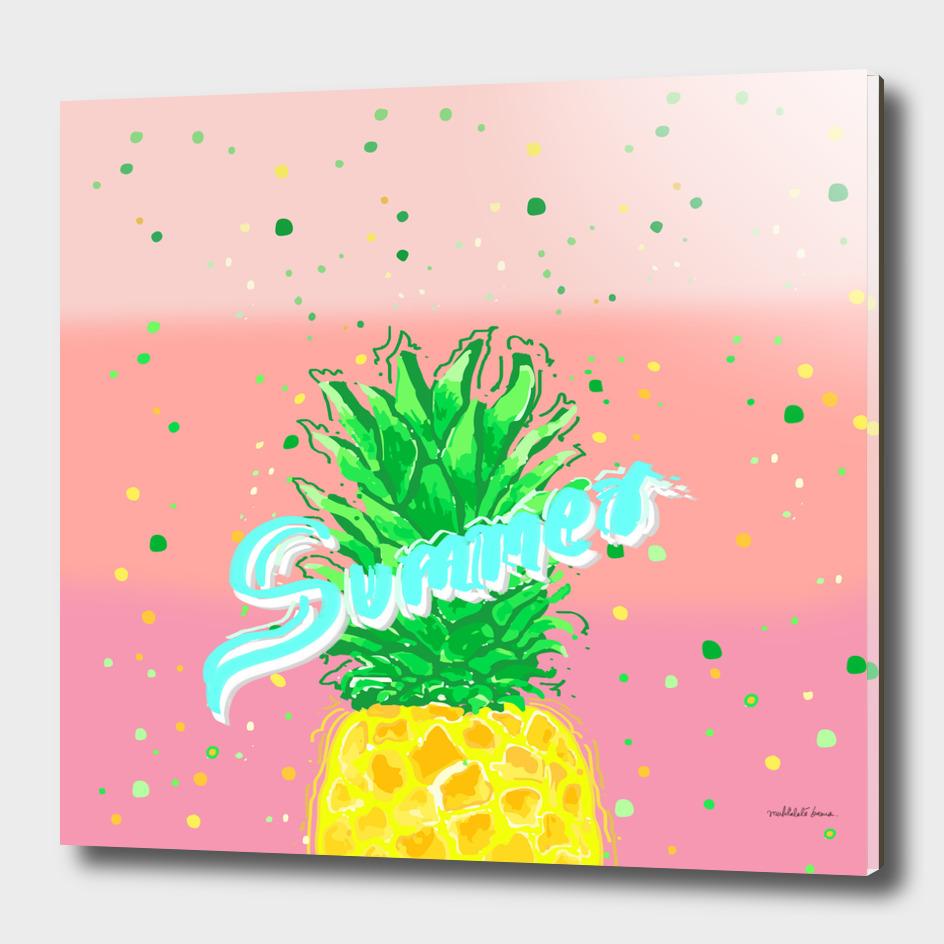 Pineapple Blast