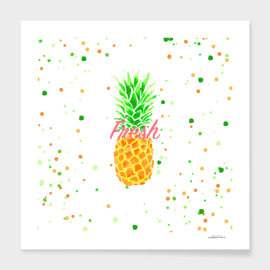 Pineapple Love 2