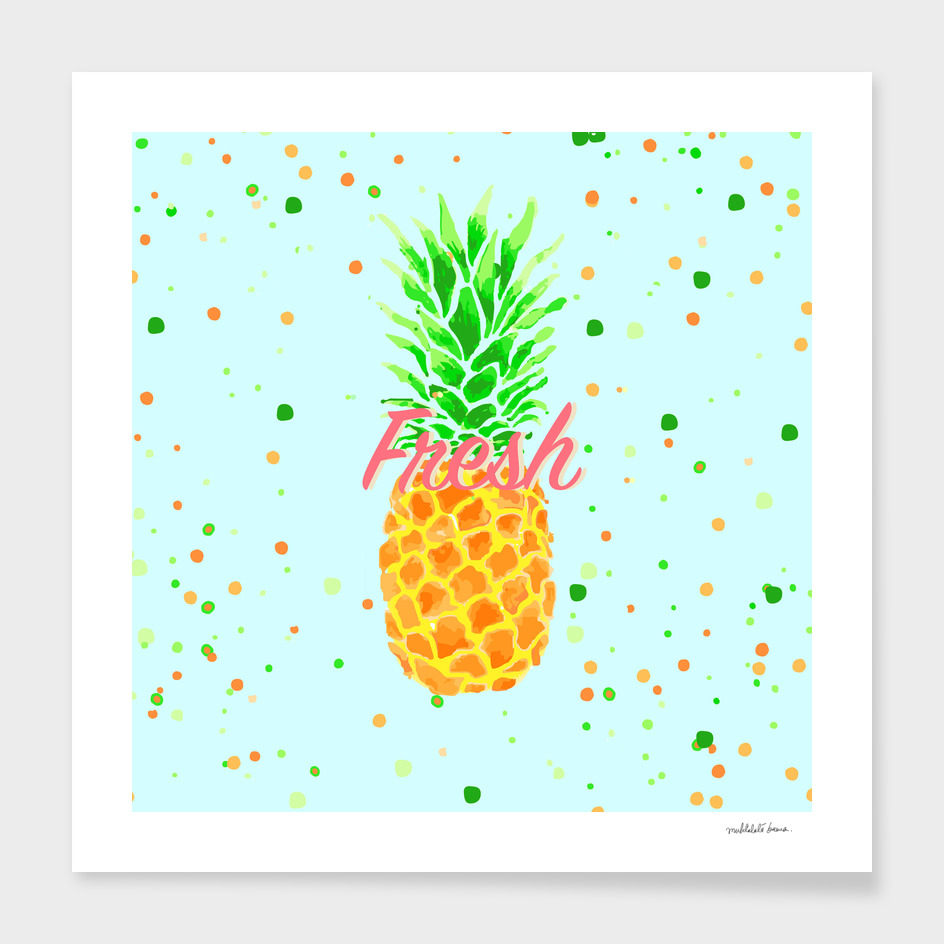 Pineapple Love 3