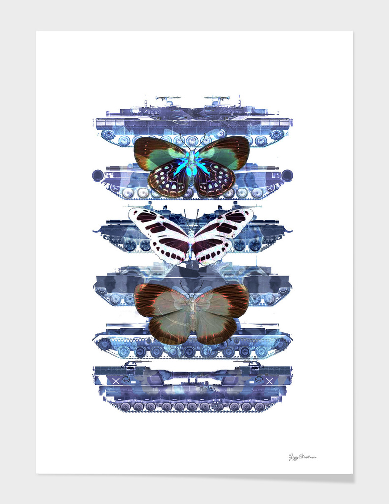 Butterfly v Tanks