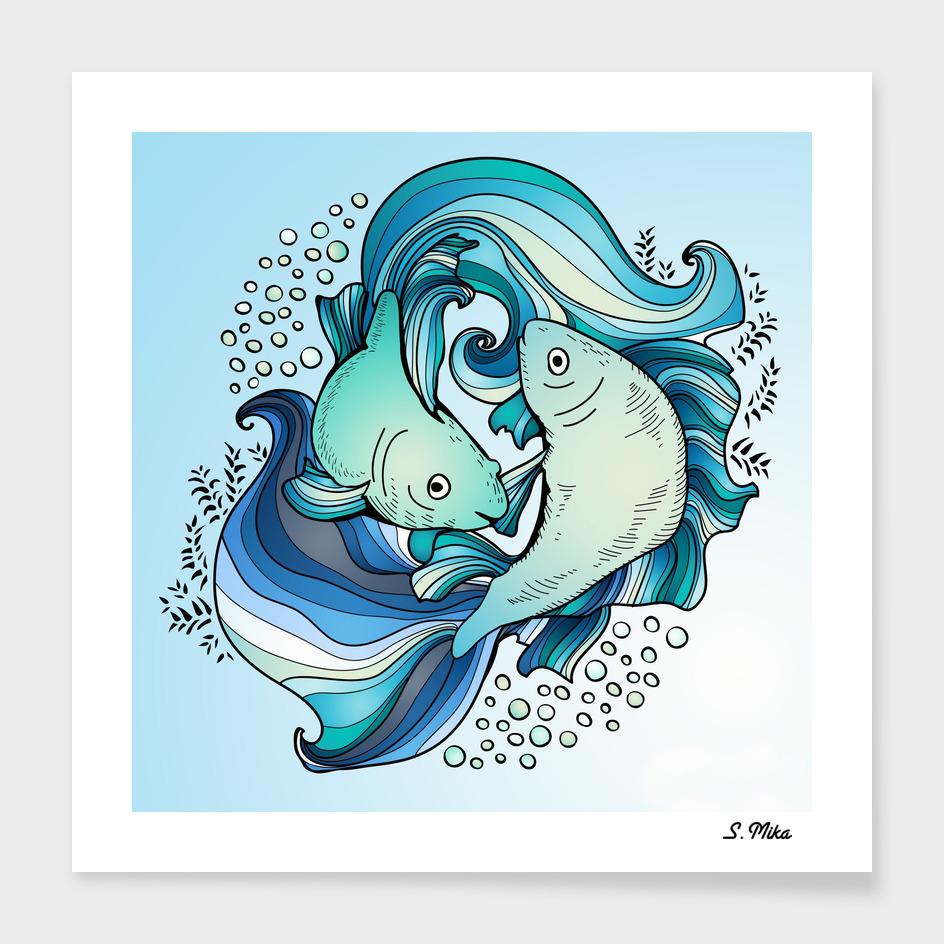 Pisces - Sea Life