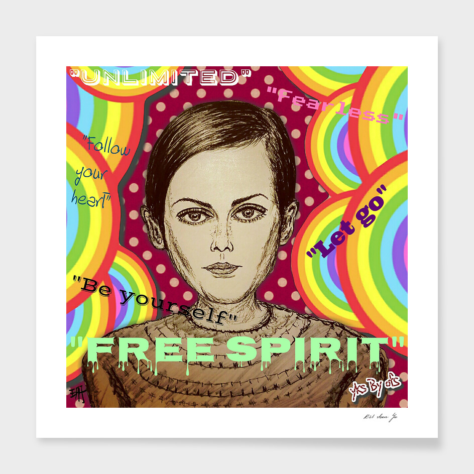 (Twiggy - Free Spirit) - yks by ofs珊