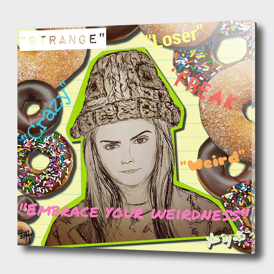 (Cara - Embrace Your Weirdness) - yks by ofs珊