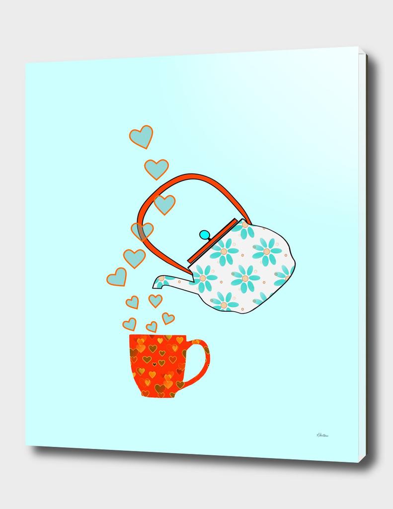 Tea Time Love