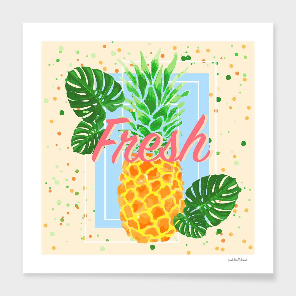 Pineapple Love 4