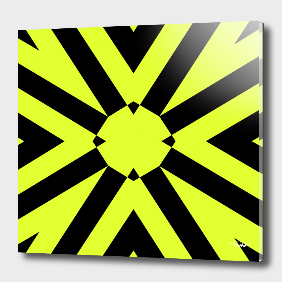 Geometric Sun 2