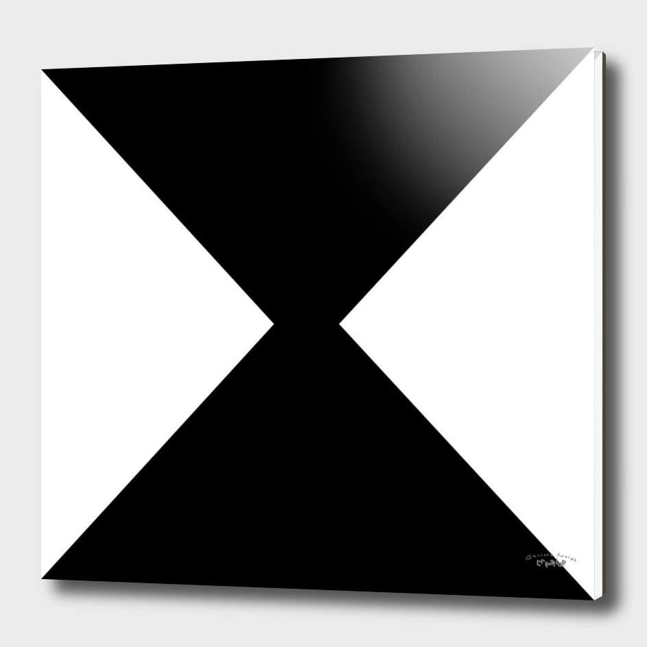 Mirrored Triangles