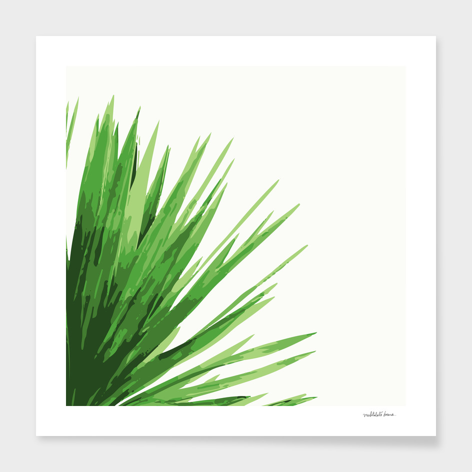 Green Leaf Story