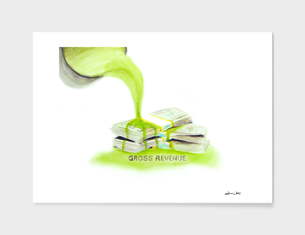 Gross Revenue Slime