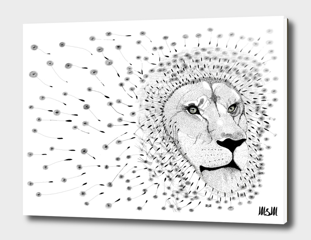 Lion Flower