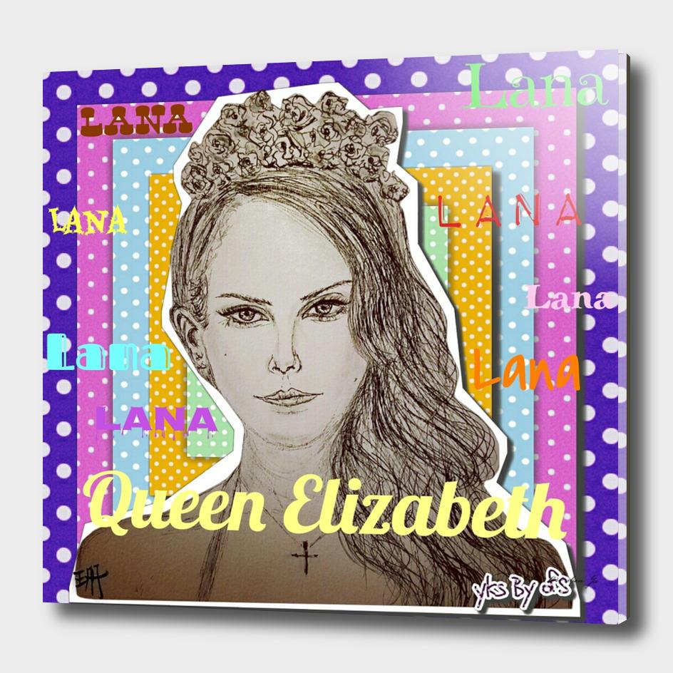 (Queen Elizabeth - Lana) - yks by ofs珊