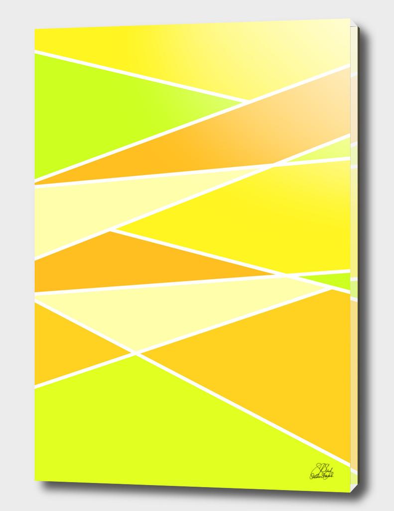Broken Yellow Hues
