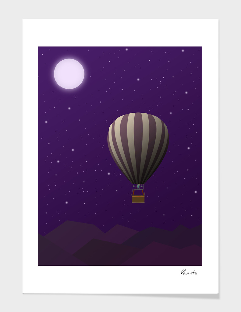 TRAVEL TO THE MOON