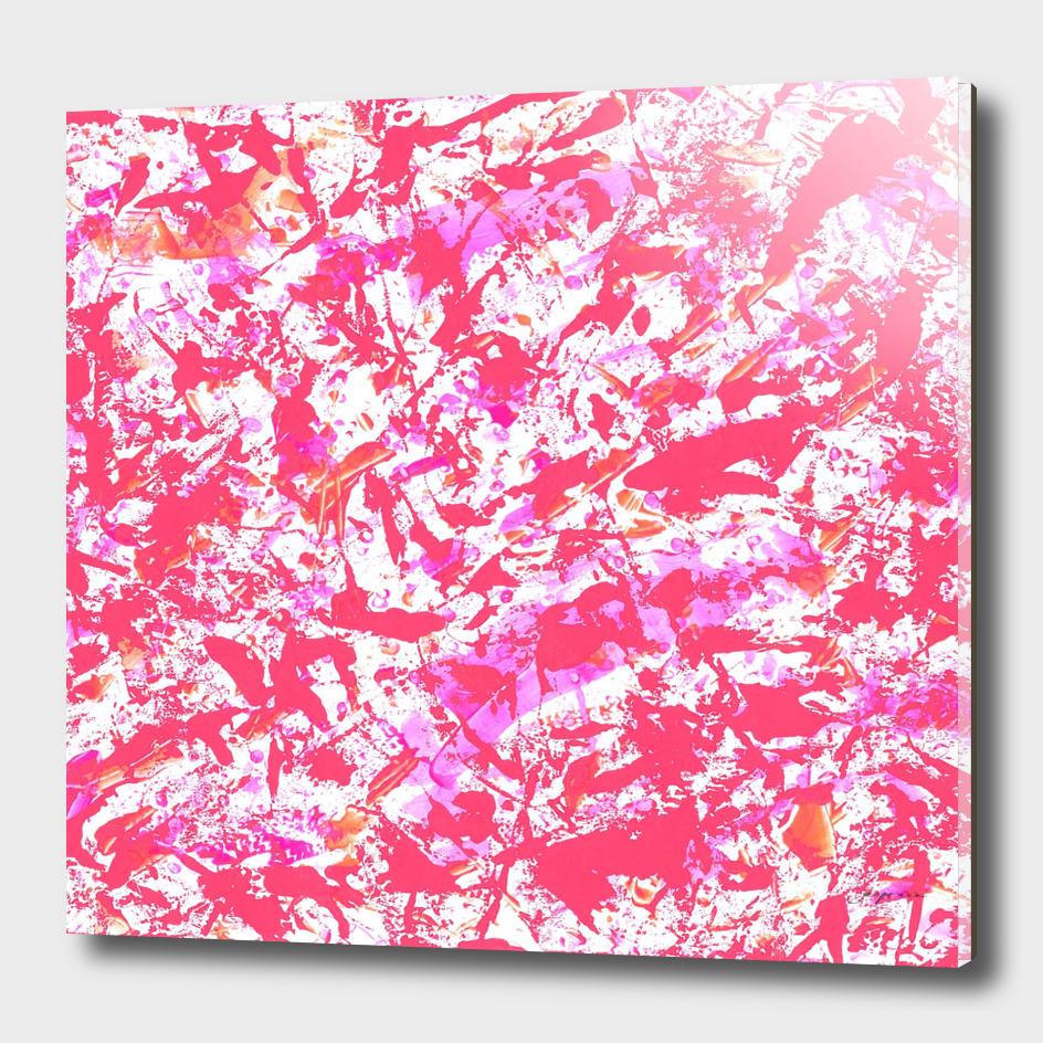 graffiti pink!