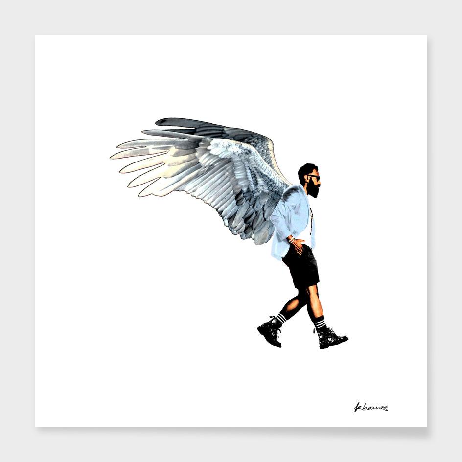 Millenial Angel