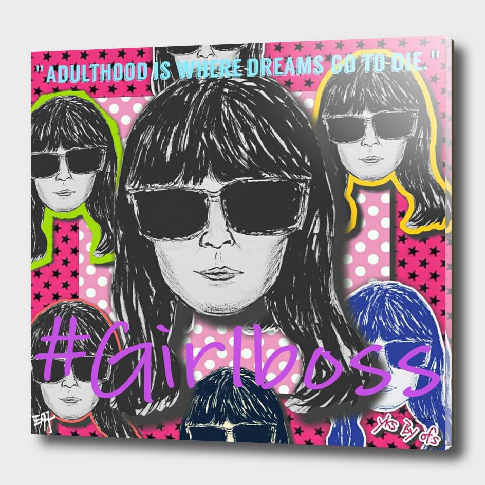 (Girl Boss - Britt Robertson) - yks by ofs珊
