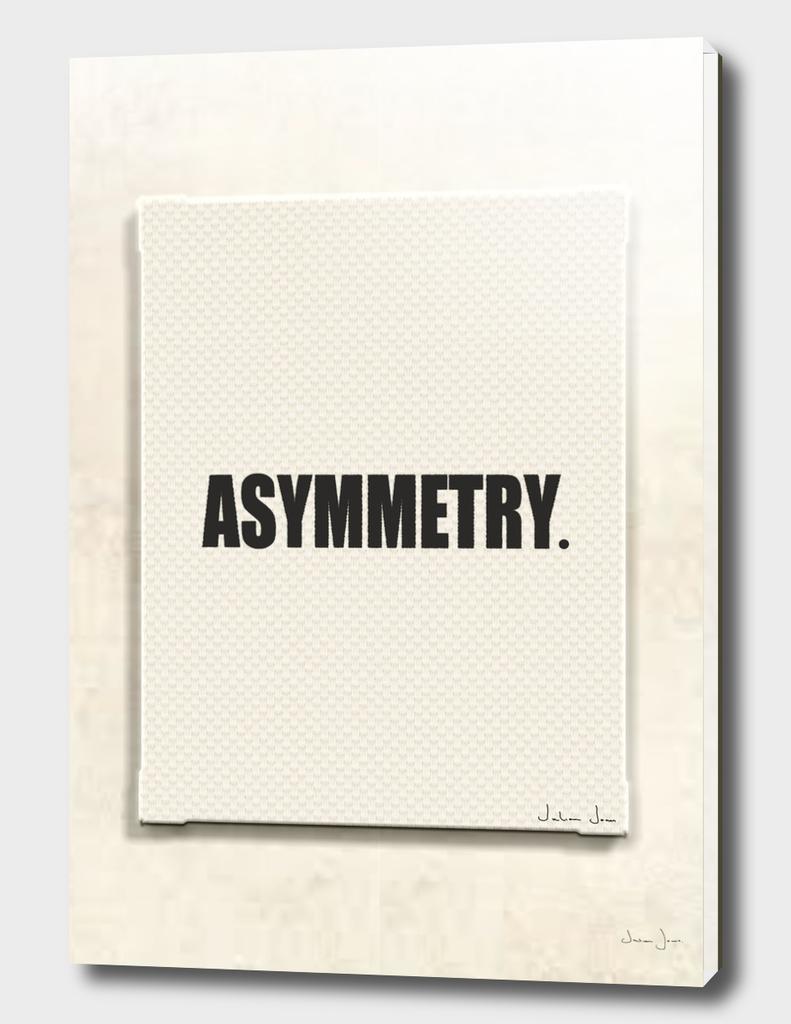 Asymmetry 01