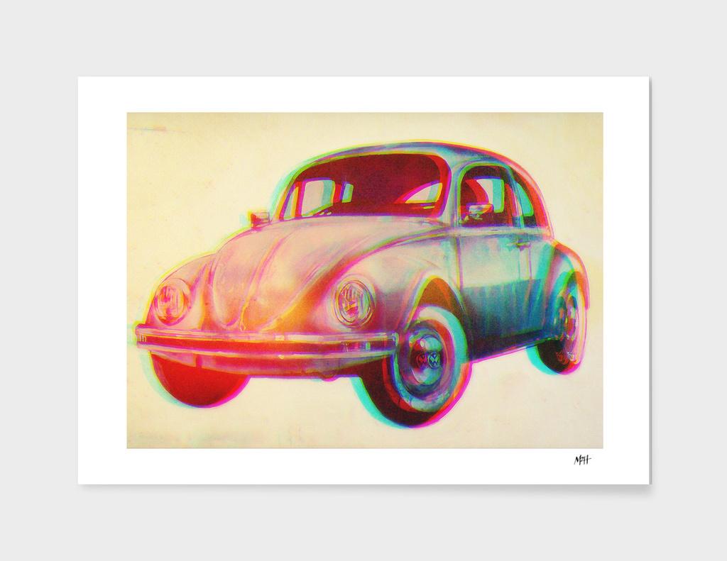 Beetle 3D'd