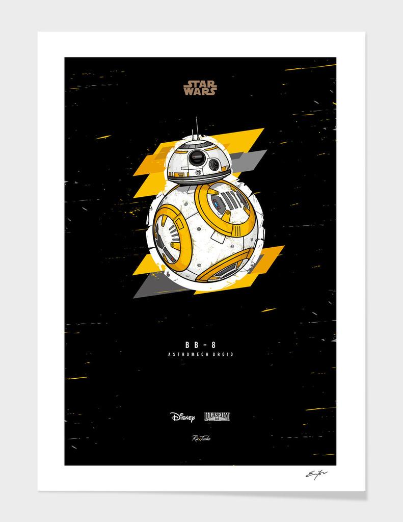 BB-8 - Astromech Droid