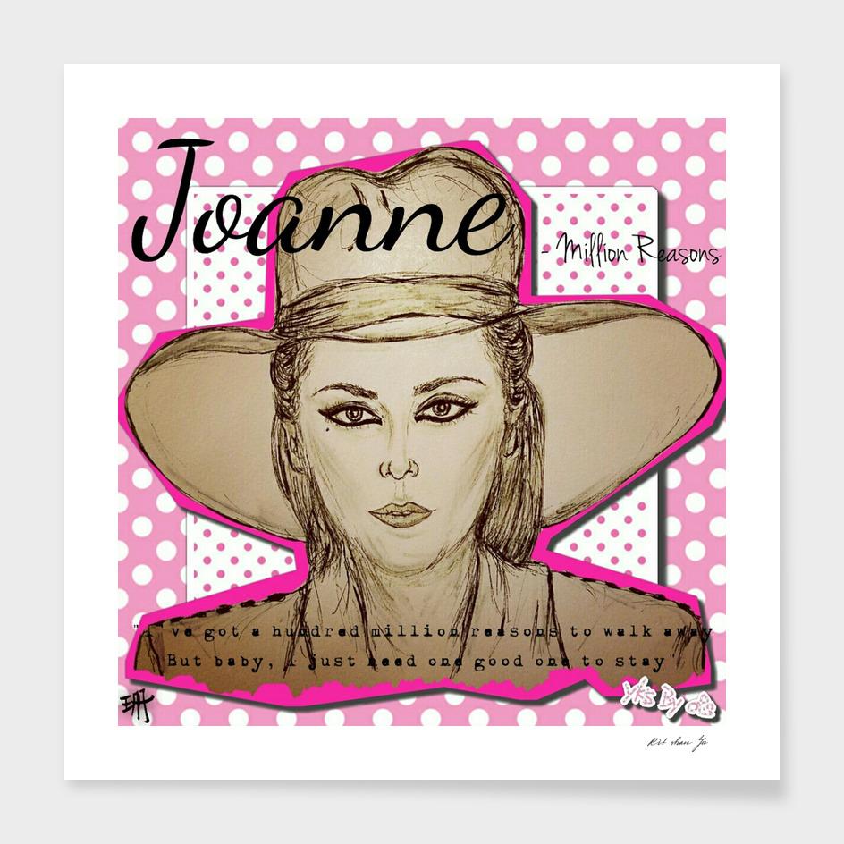 (Joanne - Million Reasons) - yks by ofs珊