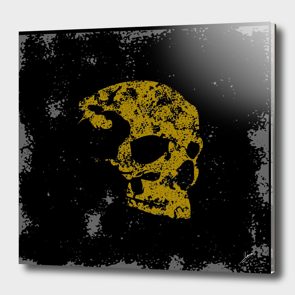 The Golden Skull