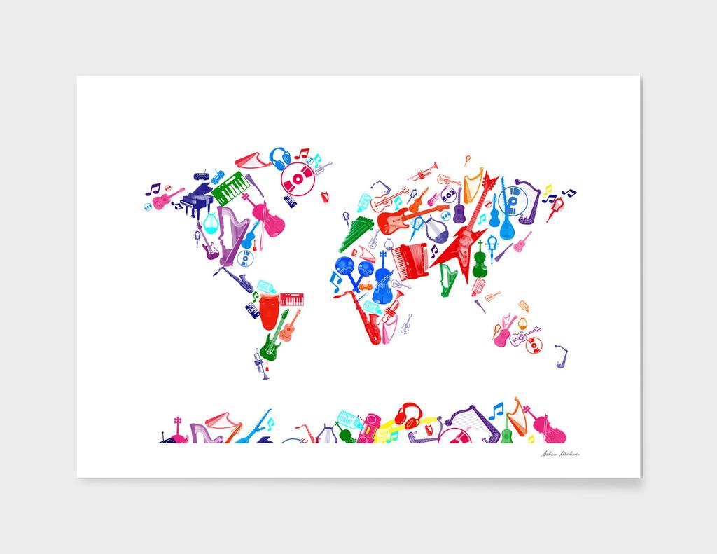 world map music instruments 5