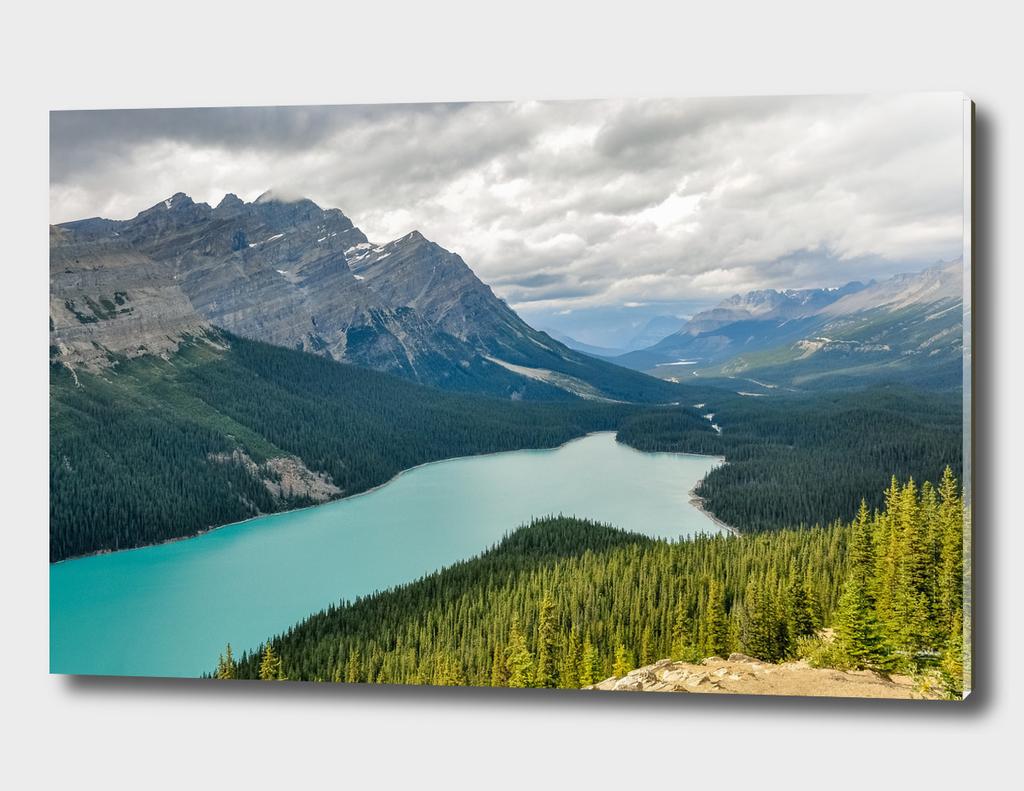 Peyto lake - Banff National Park, Canada