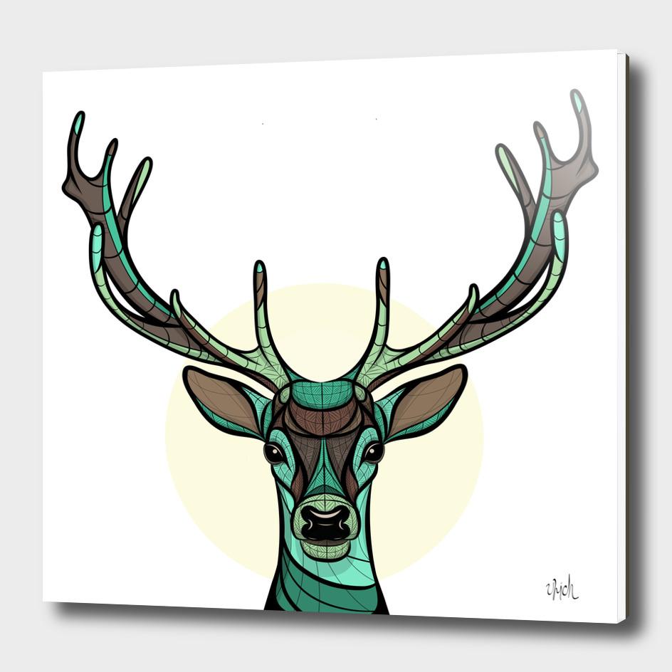 Firefly deer
