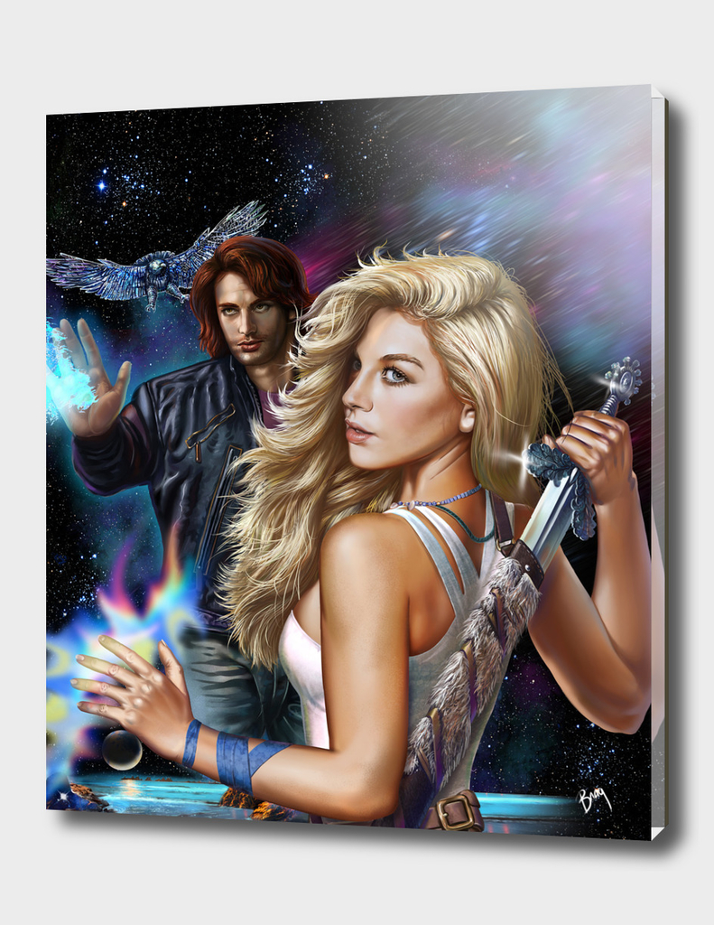 Freya and Aleard