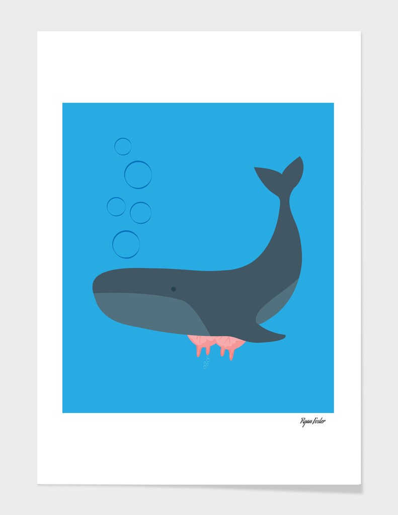 Whale Udder