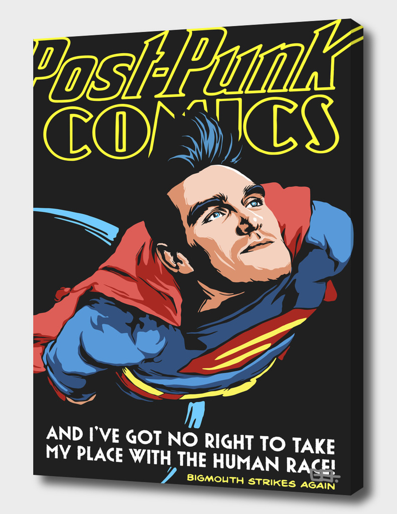 This Charming Man of Steel | Super Mouth Strikes Again