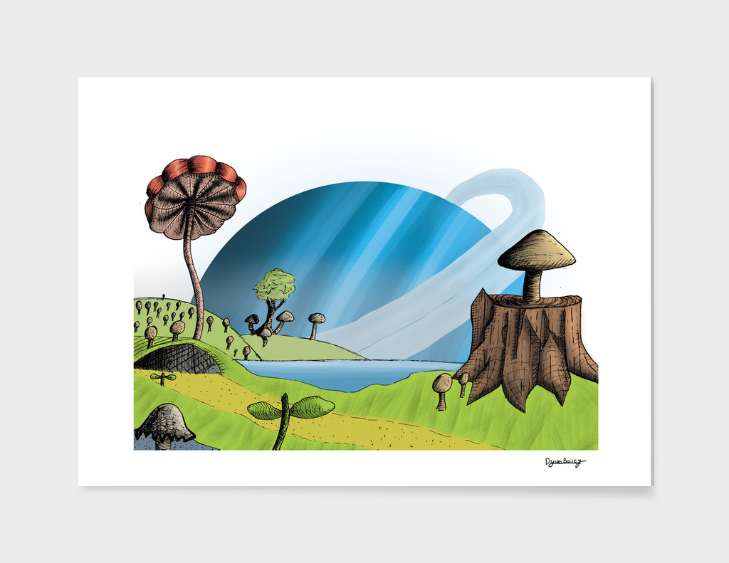 Fungi Forest