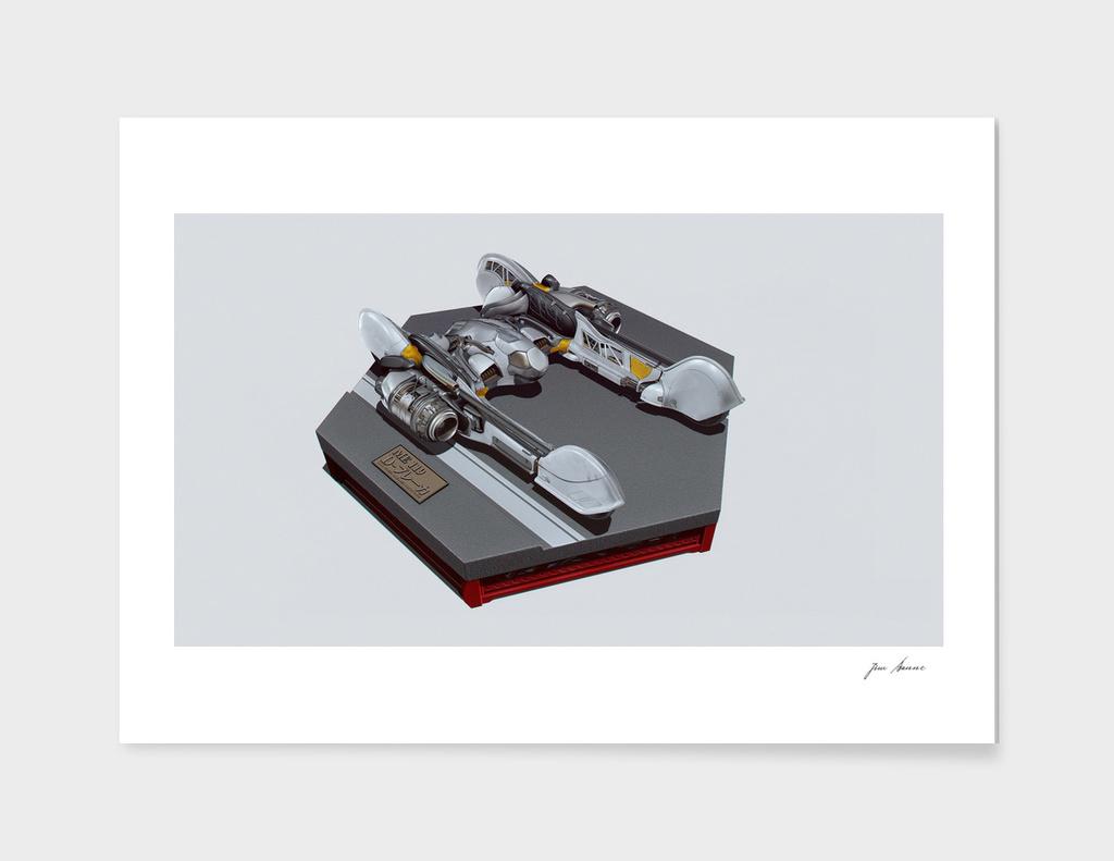D Breaker ME119 (render)