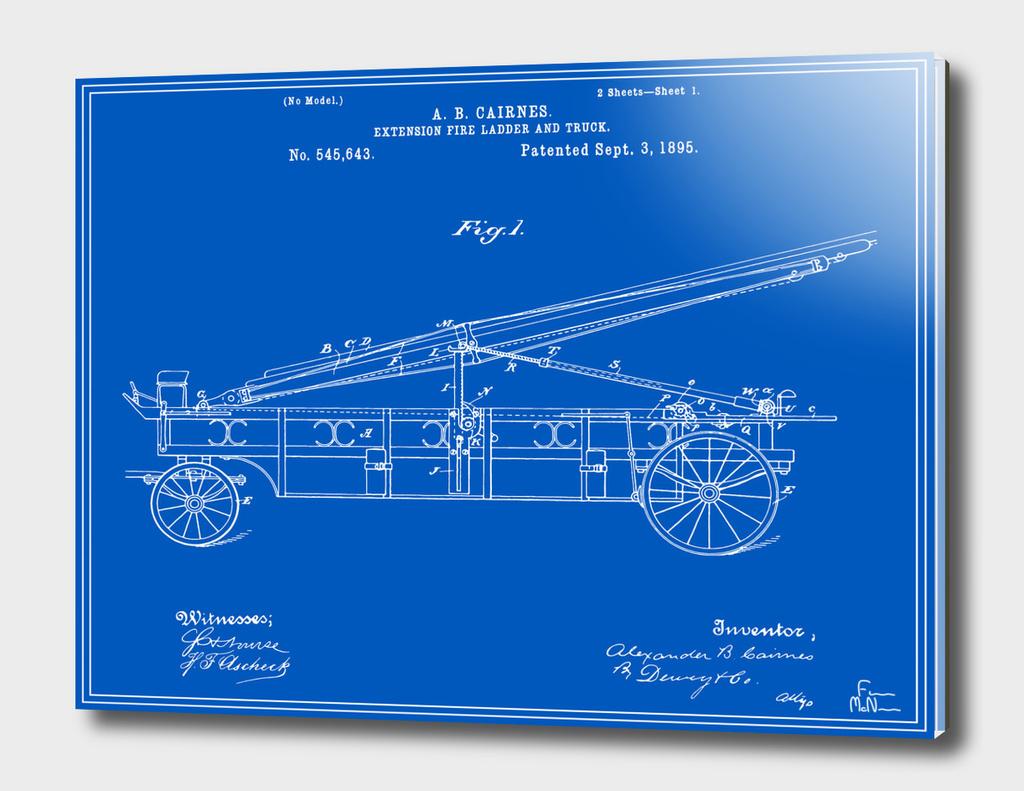 Firetruck Patent v2 - Blueprint