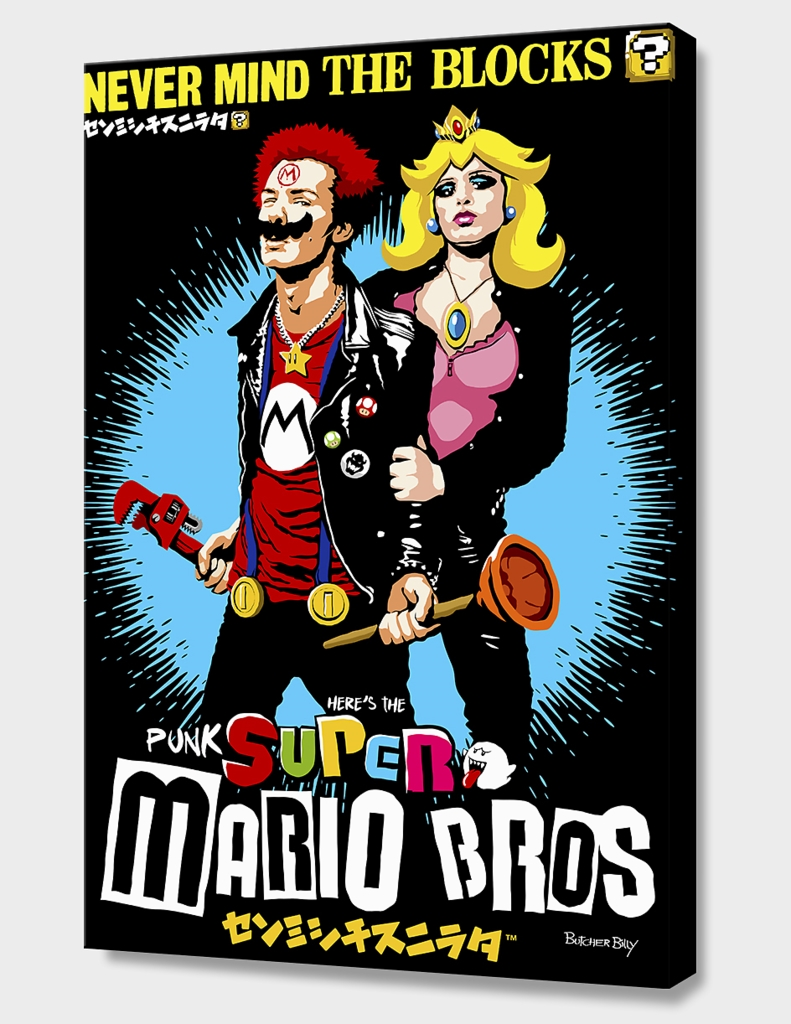 The Sid & Nancy Nintendo Lost Levels