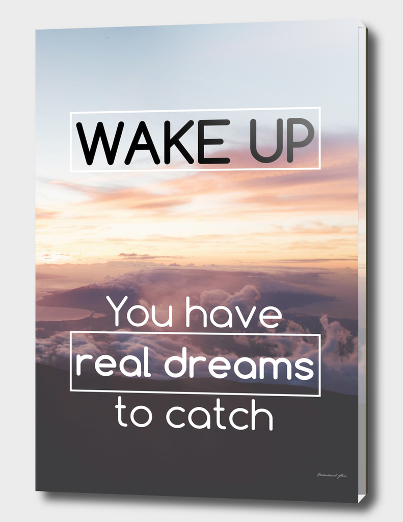 Motivational - Wake Up!