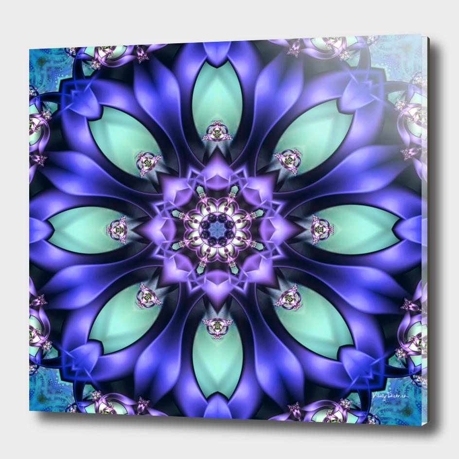 Unfolding Mandala