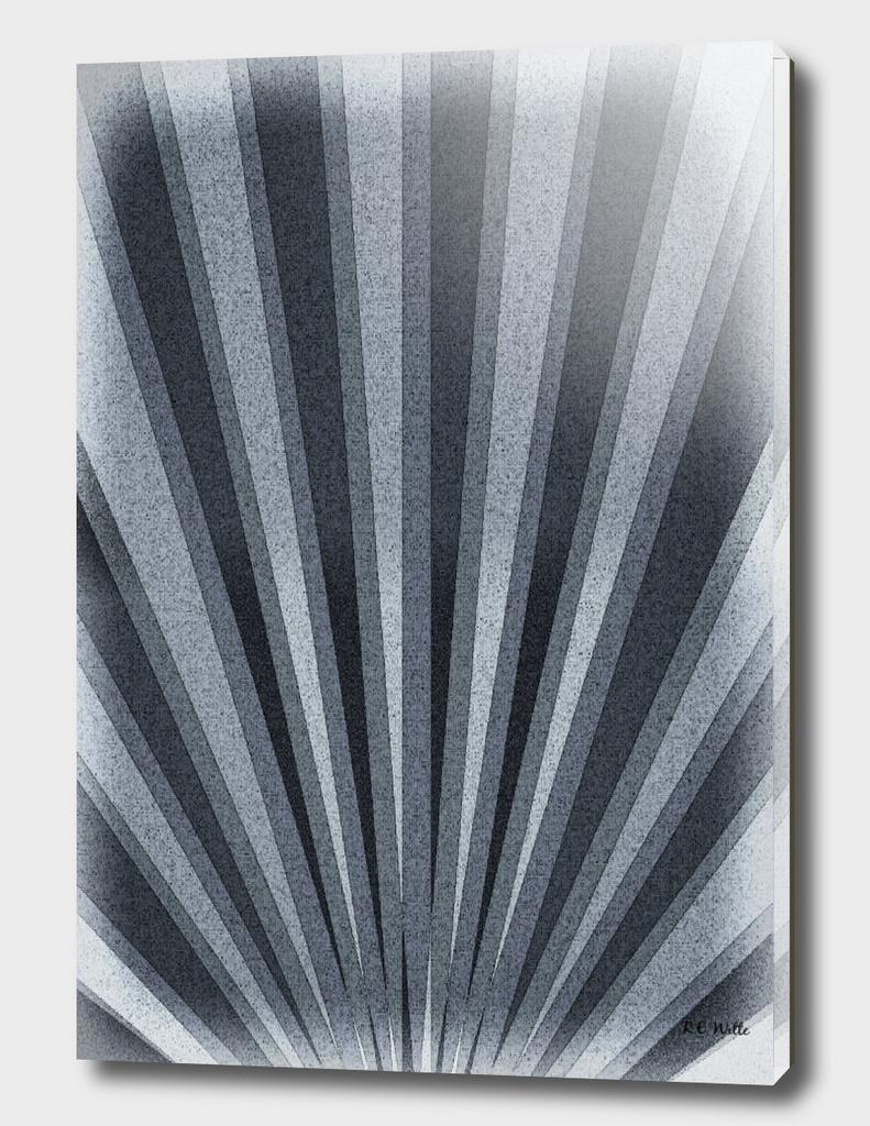 Emerging Horizon, Blue & Gray