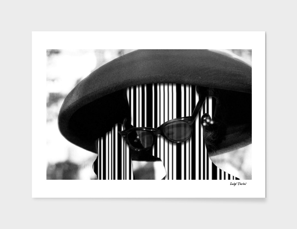 Barcode Collage